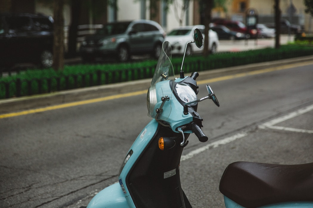 Vespa scooters in alle soorten en maten